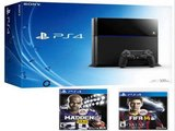 New Playstation 4 Bundle with a PS4 Console Madden NFL 25 &