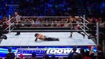 Jimmy Uso vs AJ Styles SmackDown, June 23, 2016