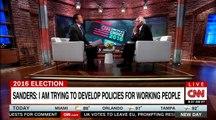 Bernie Sanders Tells Chris Cuomo He is Seeking Position in Hillary Clinton Administration