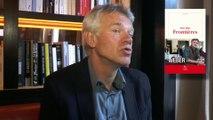 """Autour d'un verre, Olivier Weber nous présente son dernier roman """"Frontières"""" édition Paulsen   lecteurs.com"""