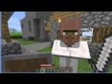 「Monster Killer」Minecraft-Minecraft 1.9原味生存 EP.2 圍起家園