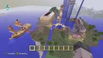 Minecraft Xbox 360 Location Of Stampy's House In The