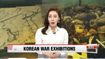 Korean War exhibitions in Seoul help citizens remember