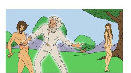 FAIRY TALE FRIDAY - ADAM & EVE