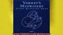 FREE PDF  Varneys Midwifery Study Question Book  BOOK ONLINE