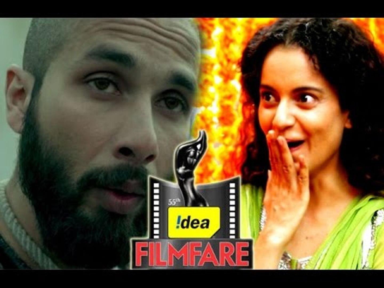 Filmfare Nominations || Best Actor & Actress Exclusive