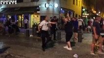 Echauffourées entre hooligans anglais et des jeunes marseillais