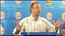 Almería Noticias Digital 28 - El alcalde pide a Susana Díaz que se reúna con los alcaldes andaluces