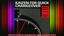 DOWNLOAD FREE Ebooks  Kaizen for Quick Changeover Going Beyond SMED Full Free