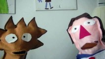 Harris Puppets is upset The Muppets got cancelled