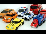 Carbot Tobot Transformers Transfomation Smash Car Robot Car Toys 헬로카봇 트랜스포머 또봇 스매쉬카 충돌 변신 동영상