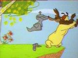 Bip Bip Et Vil Coyote - Le travail c'est la sante