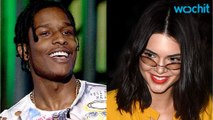 Kendall Jenner and A$AP Rocky Spotted Together in Paris