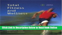 Read Total Fitness and Wellness with Behavior Change Logbook and Wellness Journal and evaluEat