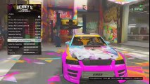 NEW UPDATE! Tuning new Sultan Rs!Gta 5 Online