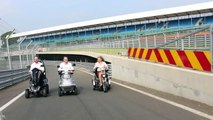 TGA Mobility: The Alternative Mobility Scooter Grand Prix at Silverstone Race Circuit