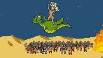 Une animation qui résume les 6 saisons de Game Of Thrones