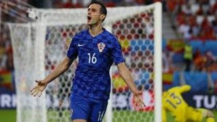 【EURO2016スター選手のベストプレー集】クロアチア代表のニコラ・カリニッチ