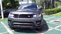 2016 Land Rover Range Rover Sport Miami, Aventura, Fort Lauderdale, Broward, Miami Beach, FL NGA5977