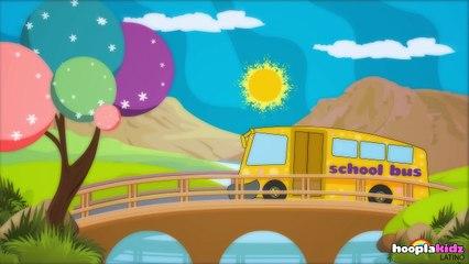 School Bus Song - Canción del Autobús Escolar