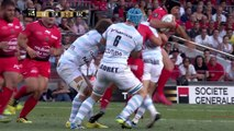 TOP 14 – Toulon – Racing 92 : 21-29 - Essai Joe ROKOCOKO (R92) – Finale - Saison 2015-2016