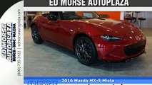 New 2016 Mazda MX-5 Miata Port Richey FL Tampa, FL #G0112370