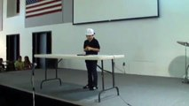 Joey Fernandez (Age 7) Talent Show Audition - #Technology #Synth #Sampling #Beats #25 Pads