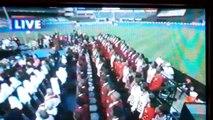 We Shall Overcome 9-11 Memorial Harlem Boys and Girls Choir, Yankee Stadium, Sept 23,2001