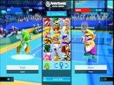 Mario Tennis: Ultra Smash - Mega Battle Singles #19 - Yoshi (me) vs Bowser
