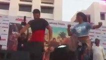 (VIDEO) Varun Dhawan & Jacqueline's CRAZY ZINGAT DANCE At Dishoom Promotion