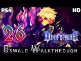 Odin Sphere Leifthrasir Walkthrough Part 26 ((PS4)) Oswald Path - Chapter 5 - English