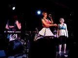 The Pipettes @ Wonder Ballroom 2