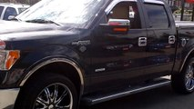 "HILLYARD CUSTOM RIMS&TIRES 2012 FORD F150 RIDING ON 22"" CUSTOM RIMS! BIGGEST RIM STORE!.3GP"