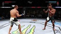 UFC 2 ● UFC HEAVYWEIGHT MMA FIGHTERS ● ALISTAR OVEREEM VS JUNIOR DOS SANTOS