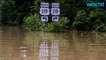 Floods in West Virginia Create a Disaster Around the Area