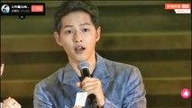 2016-06-25(Part 3)『宋仲基 송중기 Song Joong-ki』fan meeting in Taiwan
