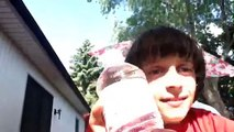 Review of the flavored water raspberry flavor