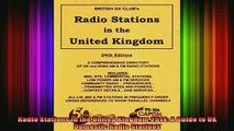 READ book  Radio Stations in the United Kingdom 2014 A Guide to UK Domestic Radio Stations Full Free
