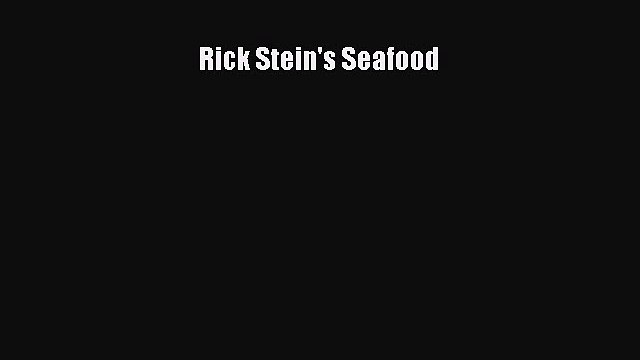 Download Books Rick Stein's Seafood ebook textbooks