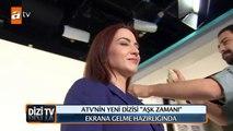 Atv'nin Yeni Dizisi Aşk Zamanı Çok Yakında Sizlerle. - Dizi TV atv
