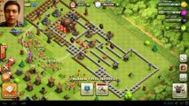TROLLING A TROLL BASE!    Clash Of Clans   Town Hall 10 Troll Base Design Gets Trolled By Players!