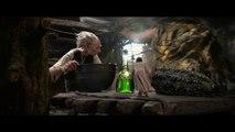 "The BFG - Official ""Fleshlumpeater Visits The BFG"" Movie Clip #1 [HD]"
