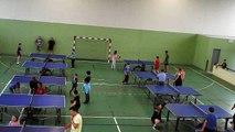 Tennis de Table Saint Aubin du Cormier - Tournoi Parents / Enfants - 21 juin 2016