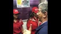 Así fue la llegada de Ramos Allup a Venezuela tras su viaje a Washington