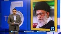 Iran Leader slams Bahrain's crackdown on dissent