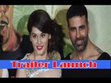 BABY Movie Official Trailer Launch | Akshay Kumar & Taapsee Pannu