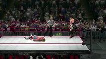 WWE '13 Finishers #24 - Eddie Guerrero Finisher - Frog Splash (Gameplay) HD