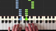 Chopsticks - Piano Tutorial Easy SLOW - How To Play