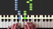 Chopsticks - Piano Tutorial Easy - How To Play (Synthesia) - video