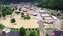 06/26: West Virginia Floods: over 24 killed and hundreds rescued: federal disaster declared